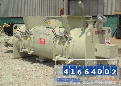Used- Littleford Batch Type Plow