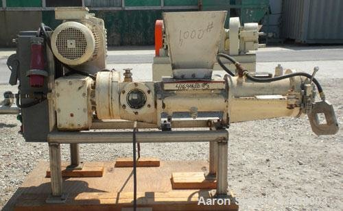 Used- Teledyne Readco Continuous Crosshead