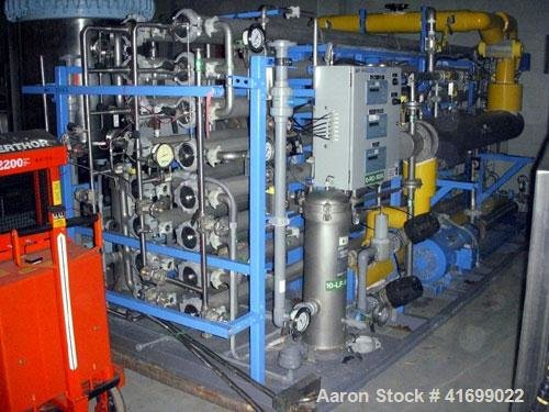 Used- US Filter Reverse Osmosis