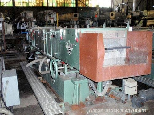 Used- Conair Metaplast Vacuum Sizer/Cooling
