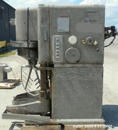 Used- AMF Glen 340 Quart