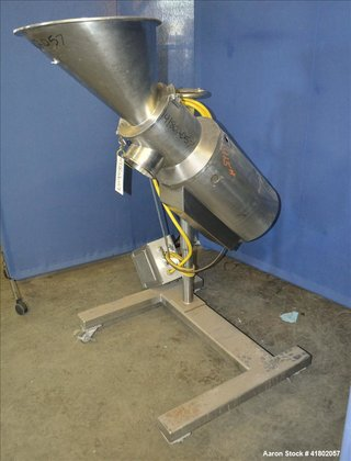 Used- Glatt Quick Sieve, Model