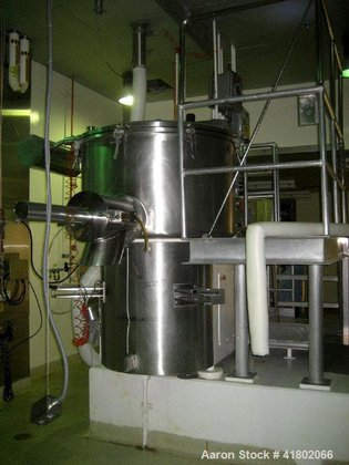 Used- Littleford High Speed Mixer/Granulator,