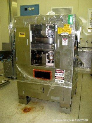 Used- Kikusui Rotary Tablet Press,