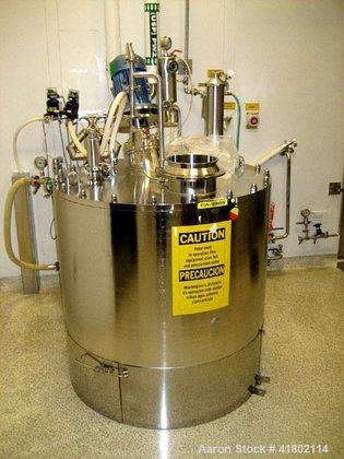 Used- Packo Pressure Tank, 52.8