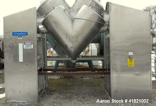 Used- Gemco Twin Shell Vacuum