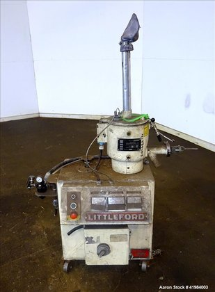 Used- Littleford High Intensity Lab