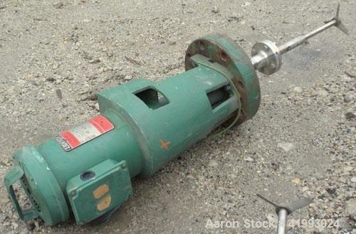 Used- Lightnin Closed Tank Design
