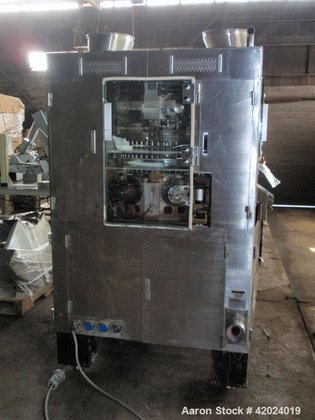 Used- Kikusui Rotary Tablet Press,