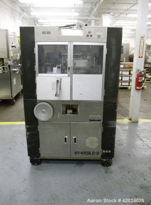 Used- Hata Rotary Tablet Press,