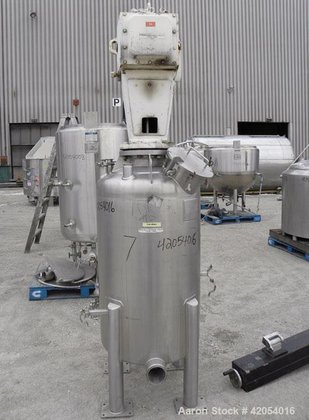 Used- Letsch/ Precision Stainless Tank,