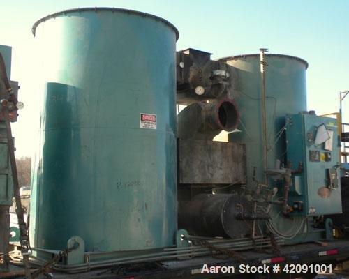 Used- Unadyn Gas Fired Solid