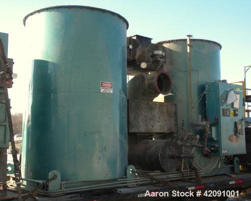 Used- Unadyn Gas Fired Solid