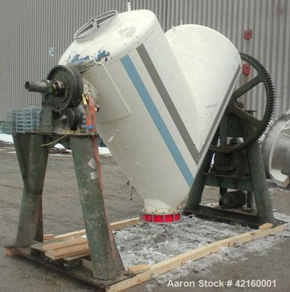 Used- Patterson-Kelley Twin Shell Vacuum