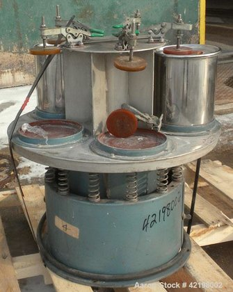 Used- Sweco Multiple Chamber Low