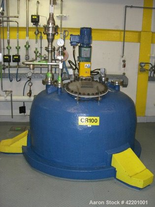Used- Echo Engineering Reactor, approximately