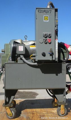 Used- Hydraulic Power Pack, 7.5