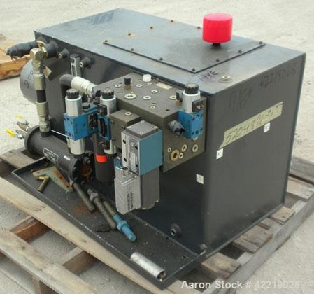 Used- Rexroth Hydraulic Power Pack,