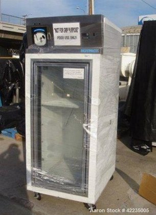 Used- Hotpack Refrigerator, Model 827120,
