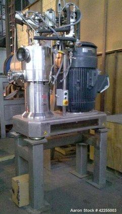 Used- IKA Powder Liquid Mixer,