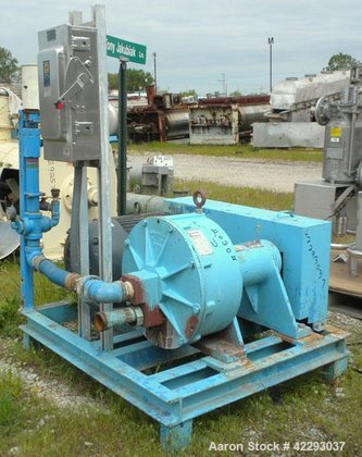 Used- Weir Roto-Jet Centrifugal Pump,