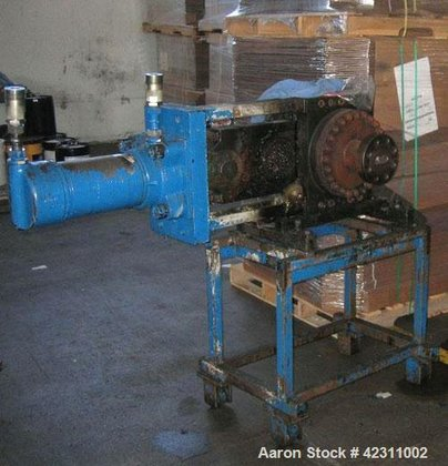 Used- Ermafa 6'' Hydraulic Slide
