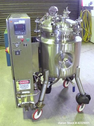 Used- Precision Stainless Reactor, 60