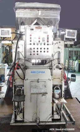 Used- Arcopak Dual Spout Belt