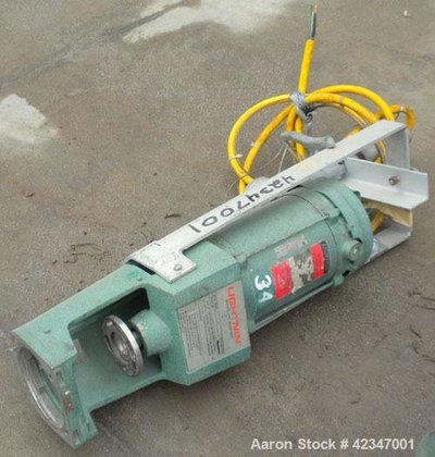 Used- Lightnin Top Entering Agitator,