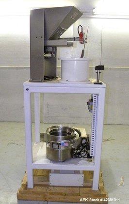 Used- California Vibratory Parts Feeder,
