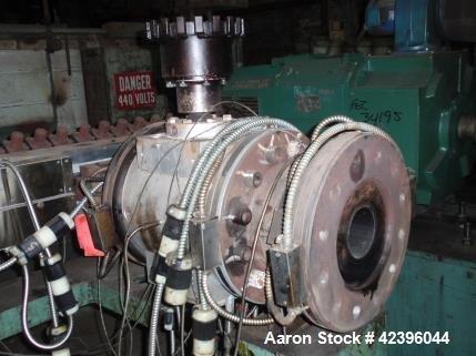 Used- Maag gear pump, model