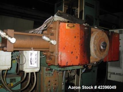 "Used- Beringer 8"" hydraulic slide"