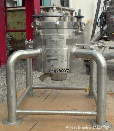 Used- Cherry Burrell Reactor, 5.2