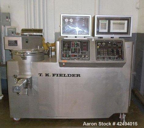 Used- T.K. Fielder High Shear