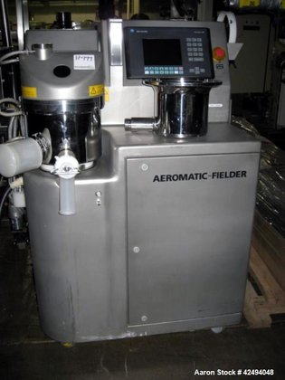 Used- Aeromatic Fielder Microwave High