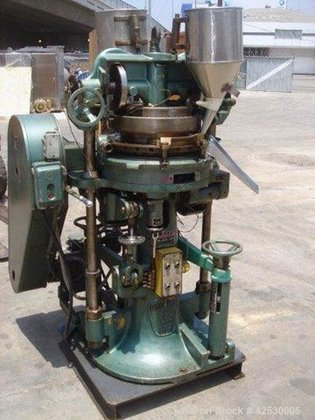 Used- Stokes Rotary Tablet Press,