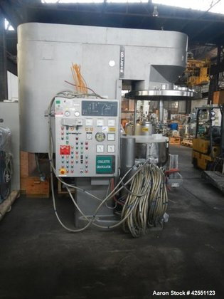 Used- Collette high shear mixer,