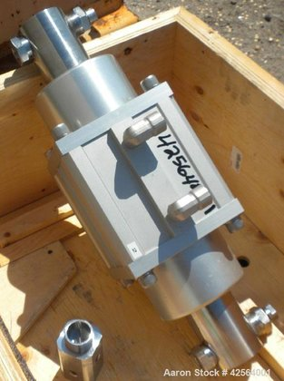 Used- Avestin High Pressure Homogenizer,