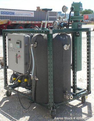 Used- Graham Heliflow Heat Exchanger,