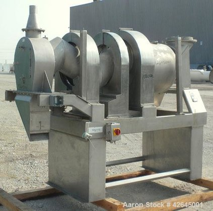 Used- Patterson Kelley Continuous Solids-Solids