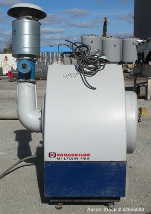 Used- Kongskilde High Pressure Multiair