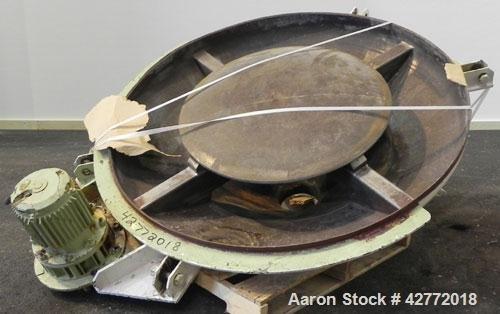 Used- VibraScrew Bin Activator, Carbon