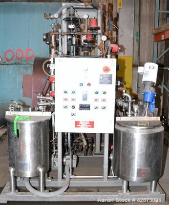 Used- Latini-Hohberger R&D Cooker System,