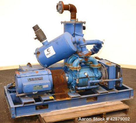 Used- Wintek Intervac Liquid Ring
