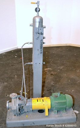 Unused- Flowserve Durco Centrifugal Pump,