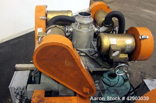 Used- Hosokawa Alpine TurboPlex Mill,