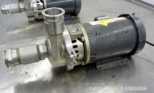 Used- Waukesha Centrifugal Pump, Model