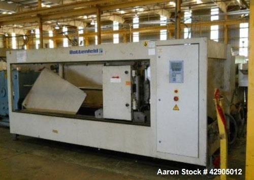 Used- Battenfeld Planetary Saw, Model