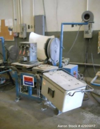 "Used- Widos Polypress 18"" PVC"