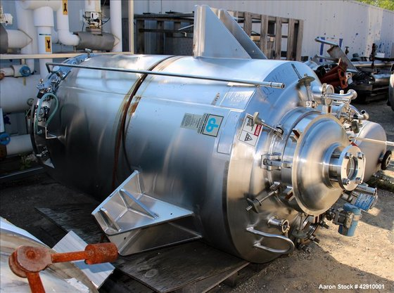 Used- Cherry Burrell Reactor, 320